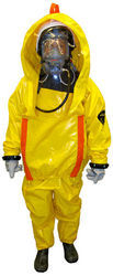 Chemical Fire Suit