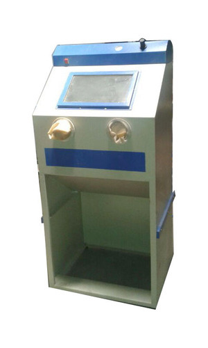Industrial Sand Blasting Machine Economy Matt Finishing