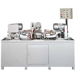 Horizontal 3 Way Tapping Machine