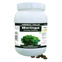 Herbal Moringa Oliefera tablets