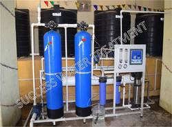 Reverse Osmosis System FRP