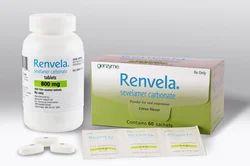 Renvela 800mg -  Sevelamer Carbonate Tablets