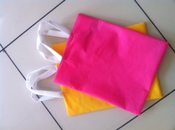 Loop Handle Nonwoven Bag
