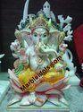 Marble Statue Ganesha