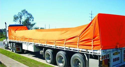 Polyester Tarpaulins For Trucks (Light Wight)