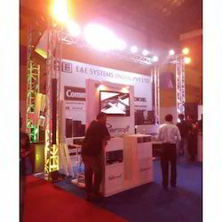 Trade Show Booth Square Truss