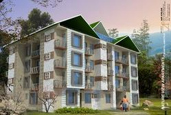 Nature View Apartments in Amritpur-Nainital