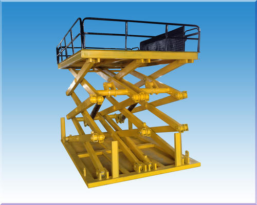 Multi Scissor Type Lift