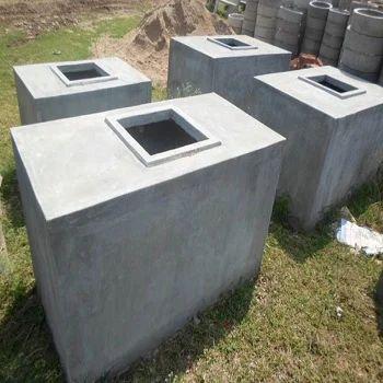 Rcc Storage Tanks Rcc Water Tanks Manufacturer From Anand