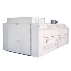 Semi Downdrafts Painting Booths