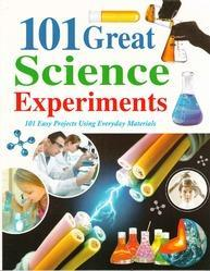 101 Great Science Experiments Books