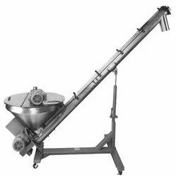 Vertical Screw Conveyor System