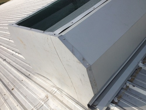 Industrial Roof Vents : Roof ridge ventilation images