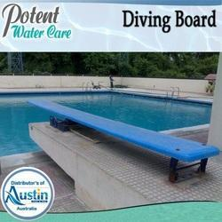 Swimming Pool Diving Board