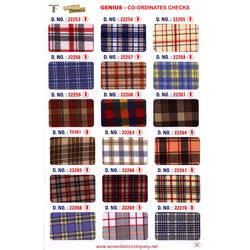 School Uniform Shirting Fabric - PG8
