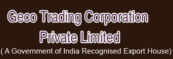 GECO Trading Corporation Private Limited