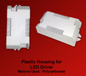 Plastic Housing for LED Drivers