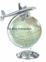 Aluminium Brass Globe