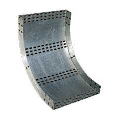Vertical Bend Perforated Cable Tray