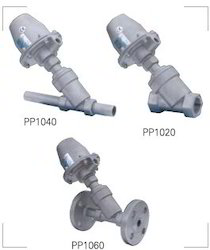 Pneumatic Piston Valves