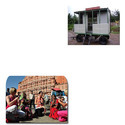 Mobile Toilet for Tourism