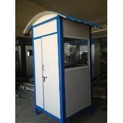 Heavy Duty Sandwich Panel Security Cabin