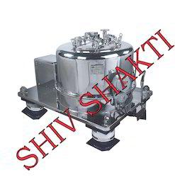 Manual Top Centrifuge Machine