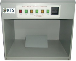 Color Matching Cabinet
