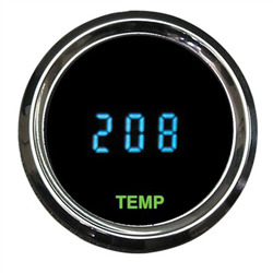Digital Temperature Gauges