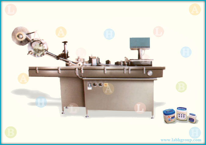 Automatic Sticker Labelling Equipment