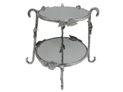 Casted Aluminum Cake Stand