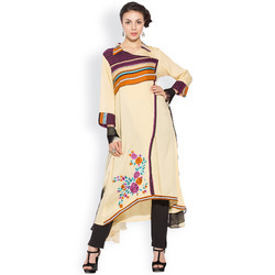 Ladies Casual Fashion Designer Cotton Kurti