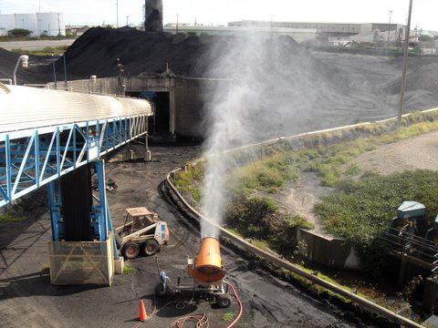 Dust Suppression System Coal Handling Dust Suppression