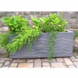 Stone Wave Planter