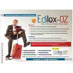 Ofloxacin 200 Mg & Ornidazole 500 Mg Tablets