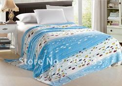 Flannel Bed Spread