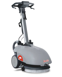 Scrubbing And Sweeping Machines