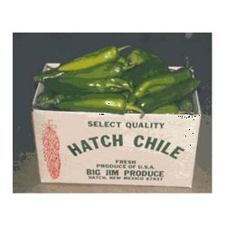 Green Chilli Packaging Box
