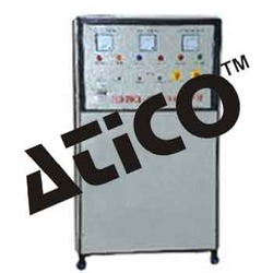 static type a c to d c power supply panel