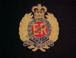 Royal Engineer Blazer Badges