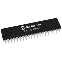 PIC18F45K80-I/P - PIC Microcontroller