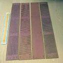 Jacquard Textile Cards