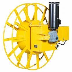 Torque Motor Cable Reel