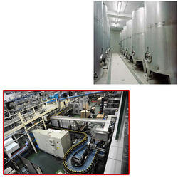 Stainless Steel Tanks for Food Industry