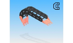Robotic Type Cable Drag Chains