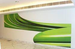 Aluminum Composite Panel UV Digital Print Services