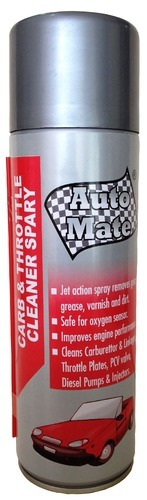 Automate Carb & Throttle Cleaner