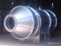 Direct Fired Hot Air Generators