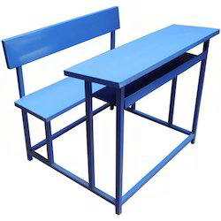 Metal Secondary Bench