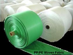 PP-PE Woven Fabric